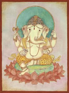 Ganesha, Remover of Obstacles,