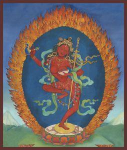 VajraVarahi, Goddess Creative Energy