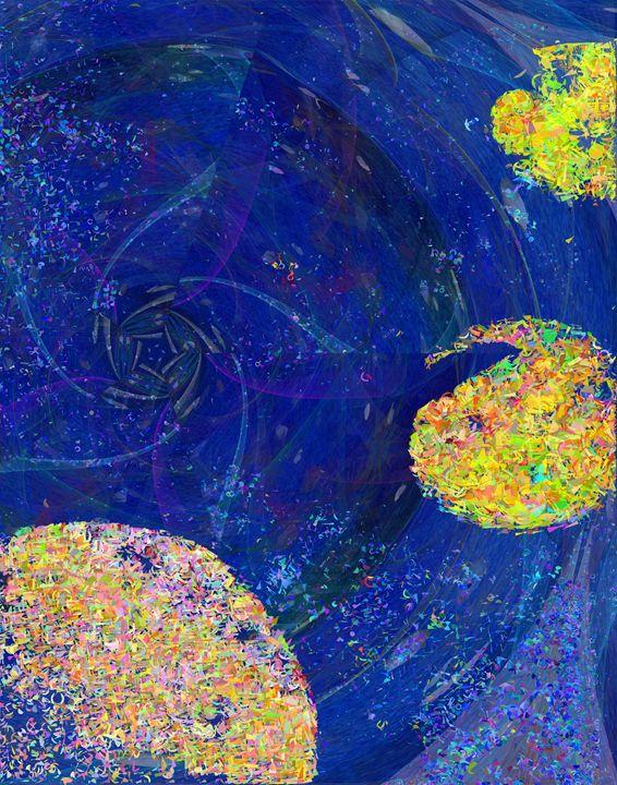 """""""SPACE 2"""" - Dennis Knecht"""