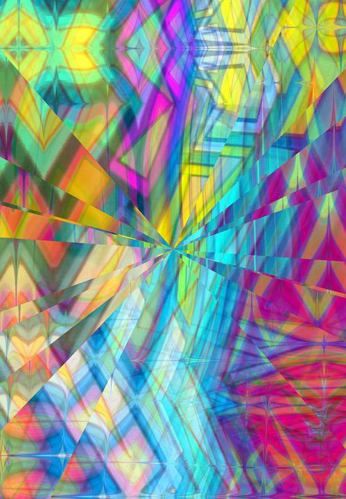 AK Abstract 7-61. - Dennis Knecht