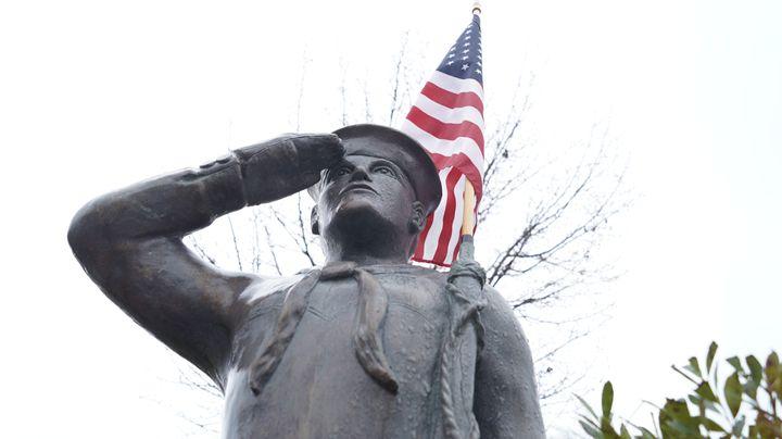 USA Troops - Jonathan Goldberg