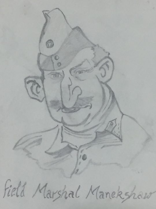 FIELD MARSHAL MANEKSHAW - VIKAS