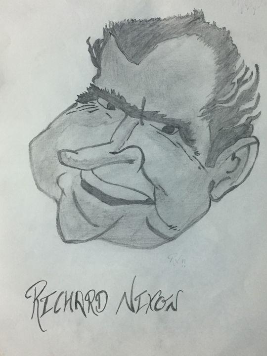 RICHARD NIXON - VIKAS