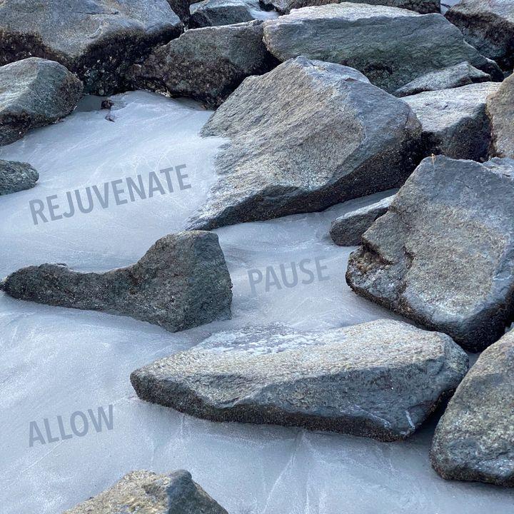 Rocks & Sand - Sheryl Sabol - Through My Eyes