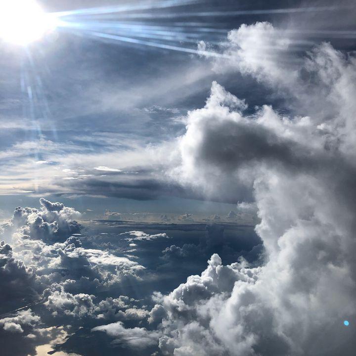 Clouds in the Sky - 3 - Sheryl Sabol - Through My Eyes