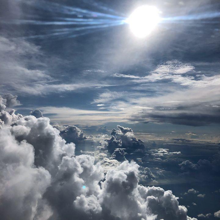 Clouds in the Sky - 2 - Sheryl Sabol - Through My Eyes