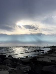 Cloudy Rays