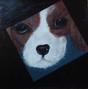 Puppy in the Box - Carolin Stocker