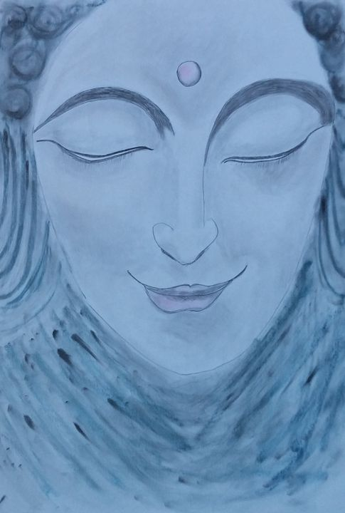 Buddha's Grace - Carolin Stocker