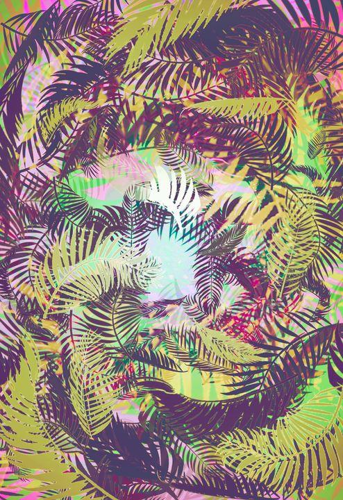 Palm Portal - Nathan Moo