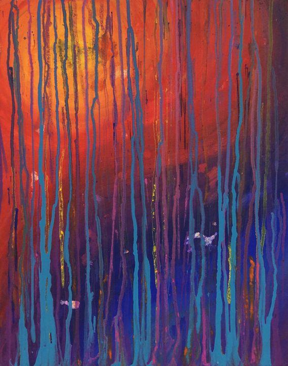Through the rain - Krayolas Kaos