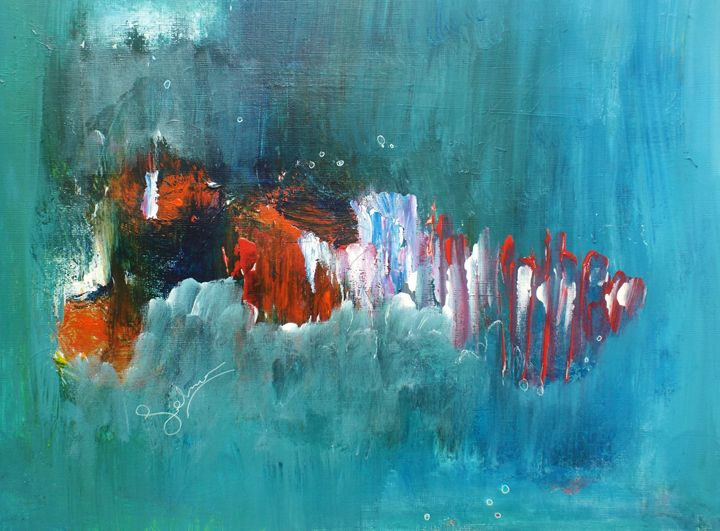Coral reef - Selma art