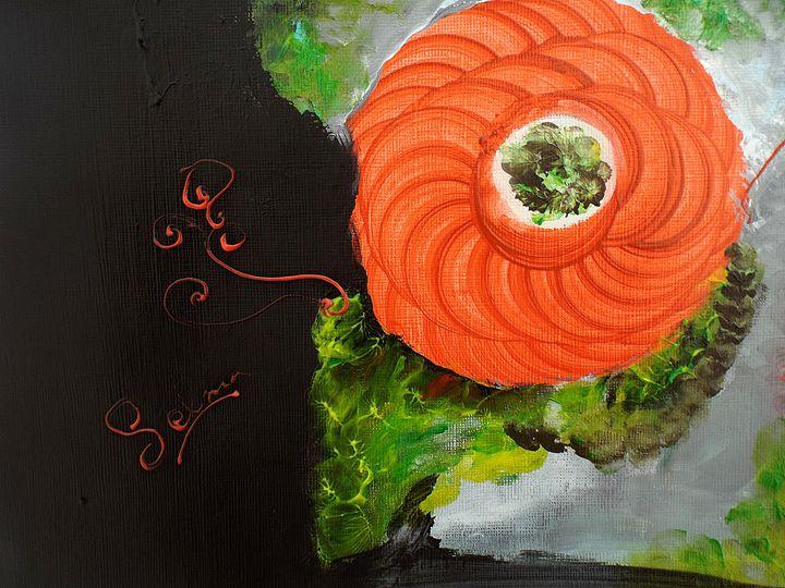 Gerbera flowers - Selma art