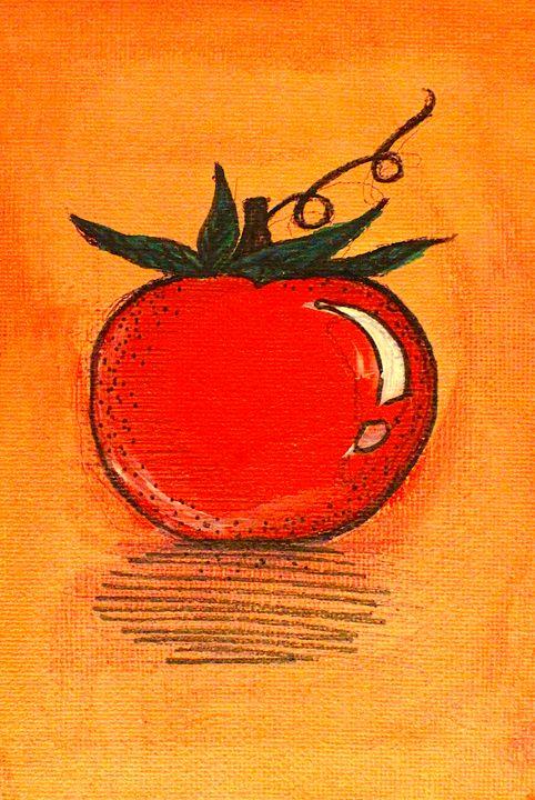 Tomato - Artstablished