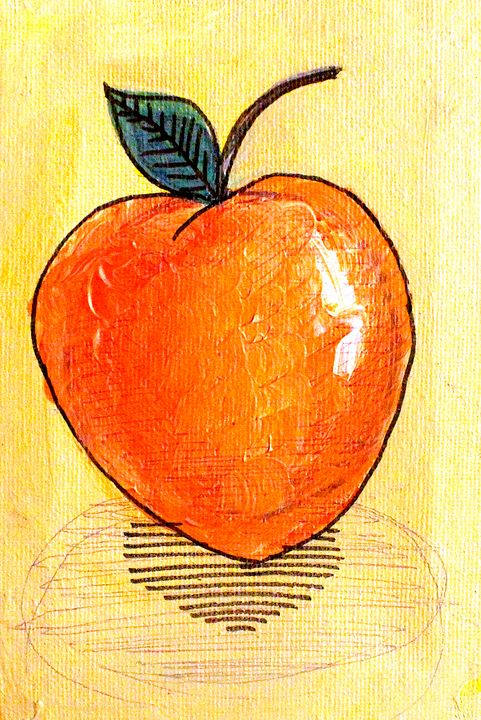 Peach - Artstablished
