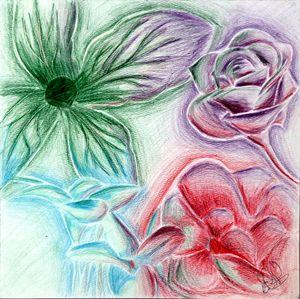 Flowers colors - Elibett Puig