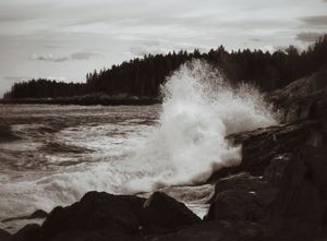 Crashing Wave #1