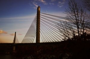 Penobscot Narrows Bridge and Observa