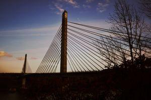Penobscot Narrows Bridge and Observa