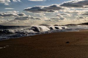 Waves, Meet Clouds.