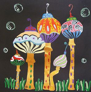 Orbs and Toadstools