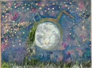 Lovelorn Luna