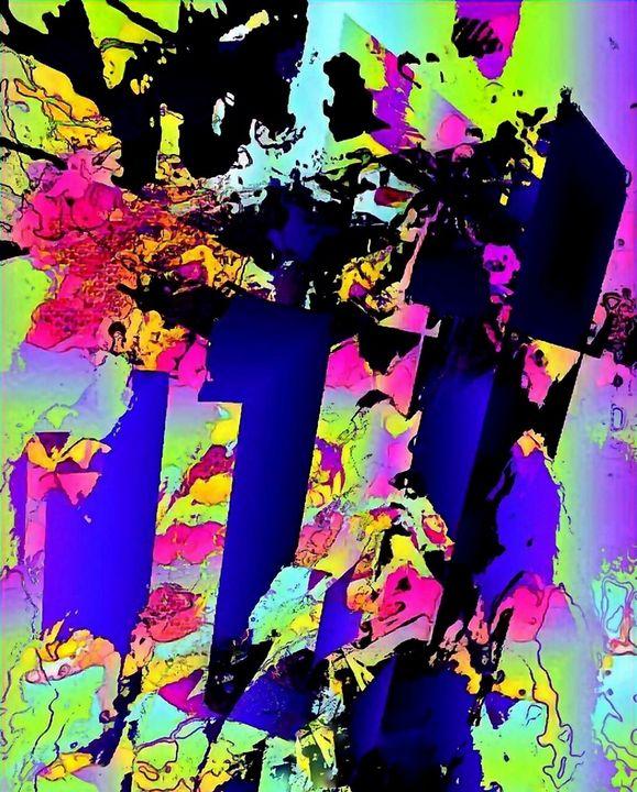 Neon Aggression - MRN Studios