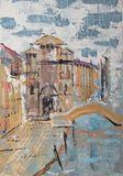 20x30 cm acryl on canvas
