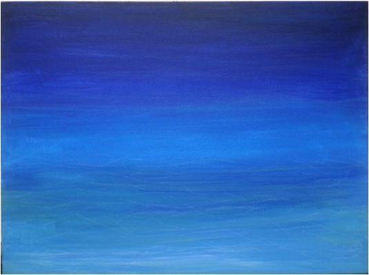 Blue Sea - Art Galore