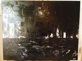 Gotham original painting