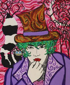Thoughtful Hatter