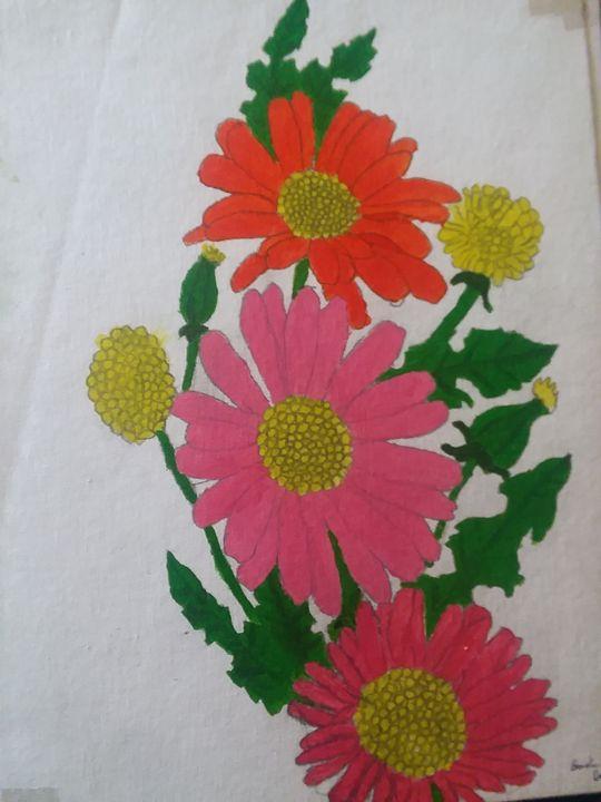 Wild daisies - Branden Davis