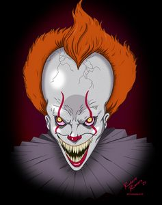 Pennywise Portrait