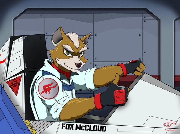 Star Fox - Firefalken97
