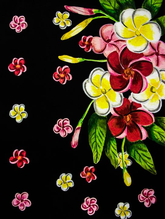 Floral Rhapsody pt.2 - Dawn Siegler