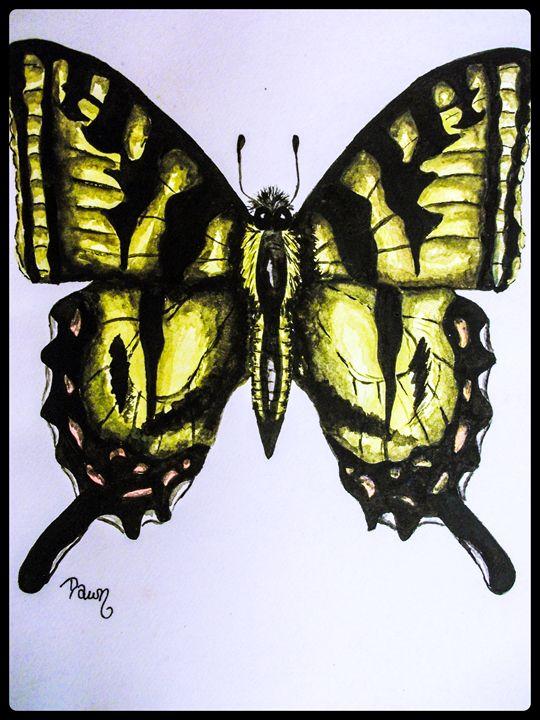 tigerswallow - Dawn Siegler