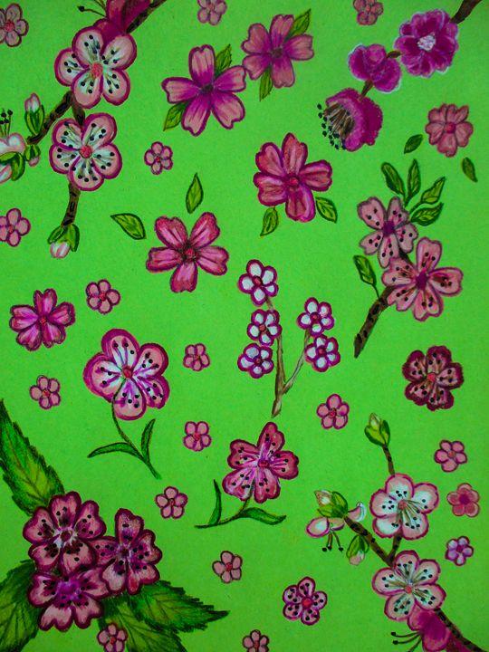 Visions of Pink - Dawn Siegler