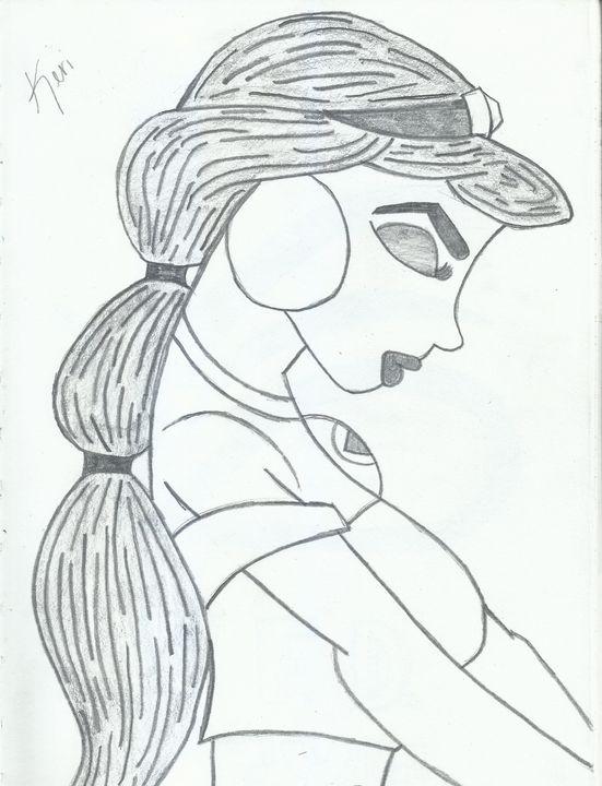 The Arab Princess - Keri's Art