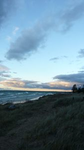 Lake Michigan at Dusk #10