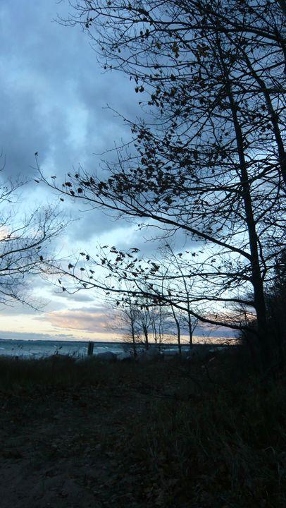 Lake Michigan at Dusk #11 - Martin Gak