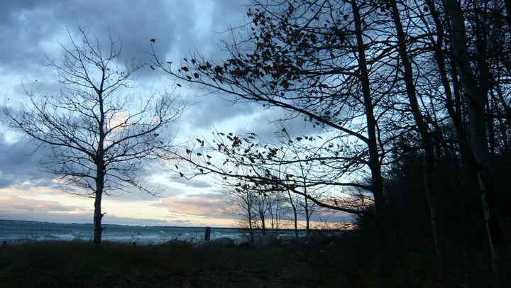 Lake Michigan at Dusk #12 - Martin Gak
