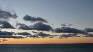 Sunse Over Lake Michigan #10