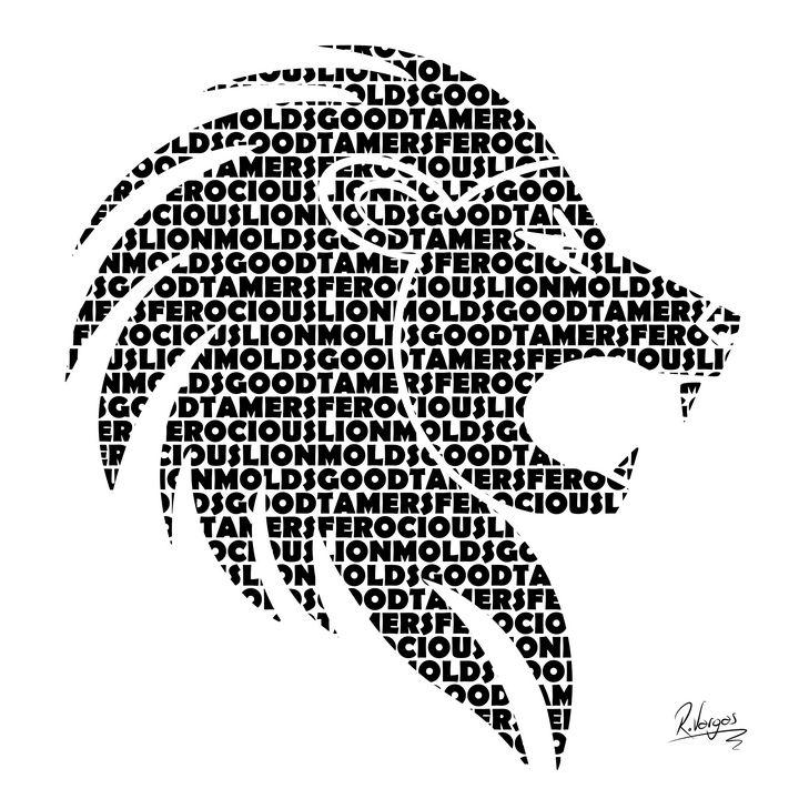 Ferocious Lion - R.Vargas