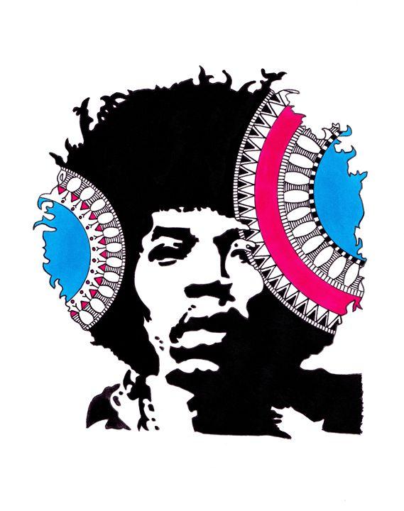 Jimi Hendrix - SafeArts