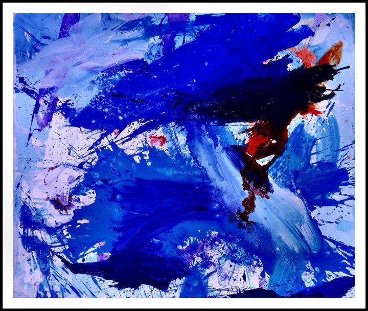 Blue Windows - Iarca Gallery