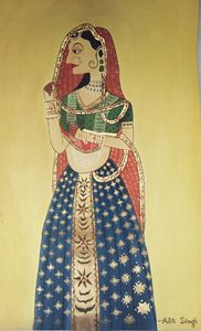 The Mughal Maiden