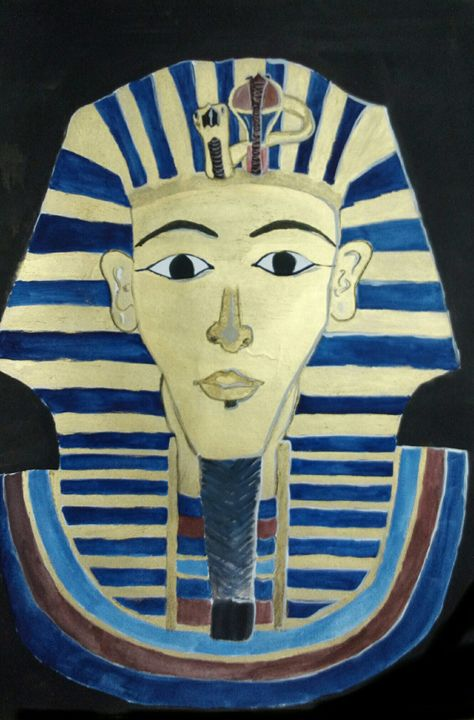 Tutankhamen - Majestic Painter