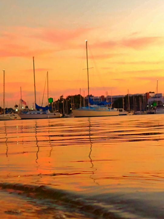 Harbor City - Spacecoasting Premier Arts