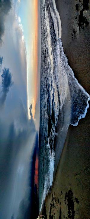 Storm a brewing - Spacecoasting Premier Arts