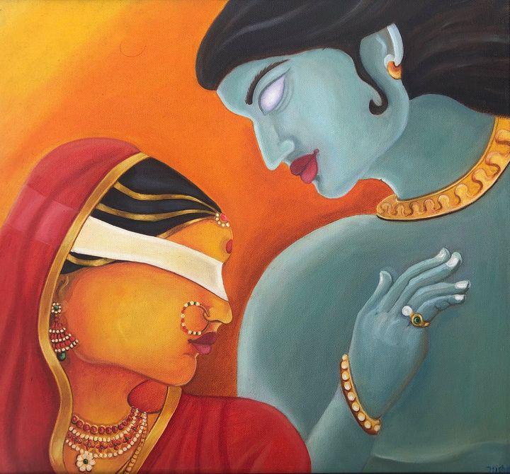 Love is blind. Literally. - Nisha Agarwal